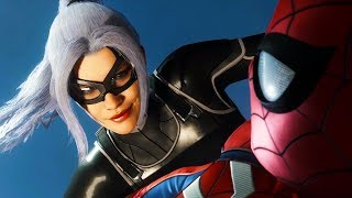 OH NO SHE'S HOT! | Spider-Man: The Heist DLC - Part 1