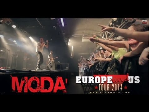 Modà - Pillole dello Europe & US Tour 2014 (parte 1): Barcellona - Monaco - Zurigo