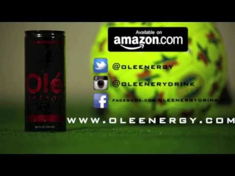 Olé Energy Drink 2016 Brazil Olympic Commercial