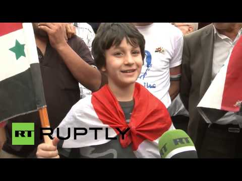 Syria: Vote counting begins in presidential ballot