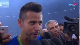 Cruzeiro x Flamengo decisão por penaltis