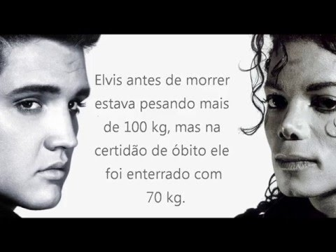 Elvis Presley X Michael Jackson - O que a morte deles tm em comum? Parte 1