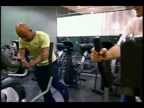 Montel Williams Explains How He Deals With His Multiple Sclerosis - Part #2.avi