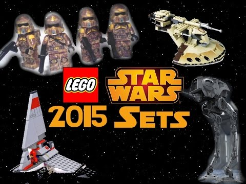 New Lego Sets 2015 New Lego Star Wars 2015 Sets