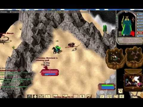 [pvm] Terathan Keep # Ultima Online video from http://www.bestuo.ru/