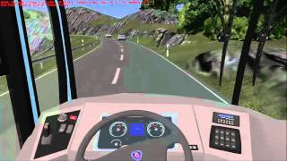 OMSI Bus Simulator - Scania Busscar K270 BETA - Line 626 - Romerberg