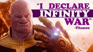 INFINITY WAR QUOTES (YIAY #382) by : jacksfilms