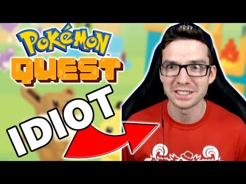 My Embarassing MISTAKE UGH! Pokemon Quest Part 7