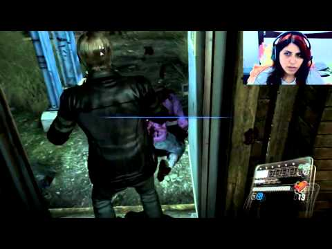 Re6 com Leon Kennedy Raccoon City De Novo?