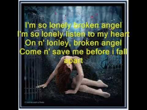 Arash   Broken Angel  With English Lyrics