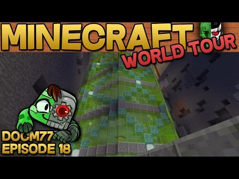 Freedom of Speech — The Minecraft World Tour — S4E018 | Docm77