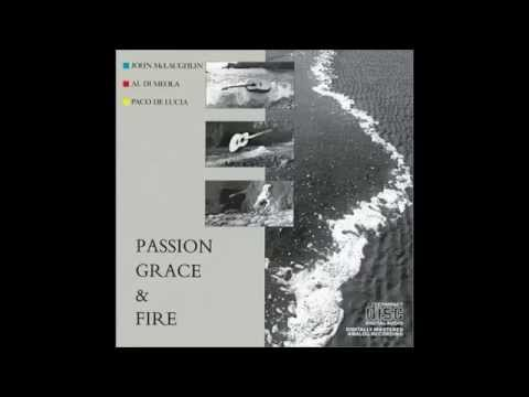 Al Di Meola - Passion Grace And Fire
