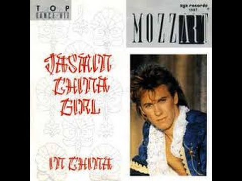 Mozzart-Jasmin china girl 1988 - Italo Disco 80's Dance