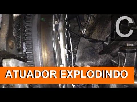 Dr CARRO Folga Axial Motor Acelera ao Pisar na Embreagem e Atuador Explode