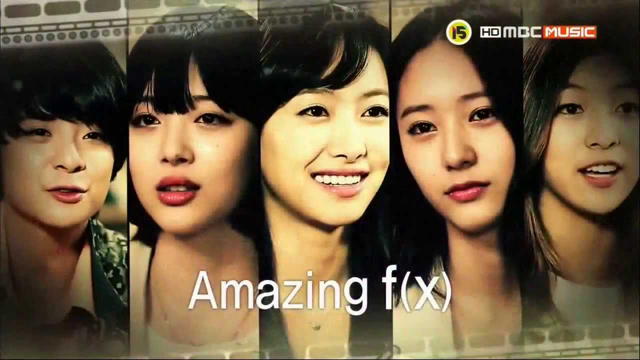女團綜藝/真人Show Amazing f(x)線上看