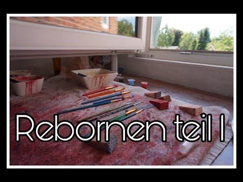 Ein Rebornbaby Rebornen teil 1 || Reborn Baby Deutsch