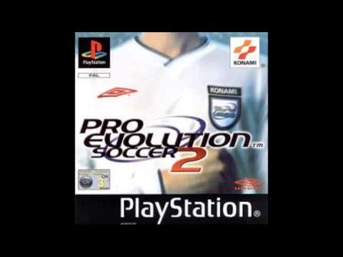 Pro Evolution Soccer 2 Soundtrack - Main Menu