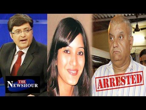 Peter Mukerjea Arrested   Sheena Bora Murder Case : The Newshour Debate (19th Nov 2015)