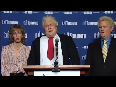 """Rob and Doug Ford"" Press Conference"
