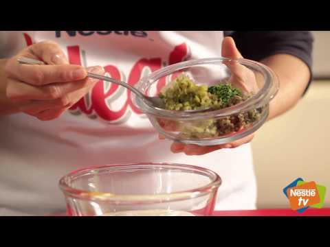 Espárragos con salsa tártara ligera - Recetas de Cocina Nestlé