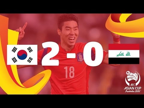 Sf1: Korea Republic Vs Iraq - Afc Asian Cup Australia 2015 video