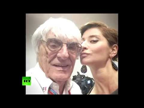 F1 Sochi SophieCo backstage on interviewing Lewis Hamilton and Bernie Ecclestone
