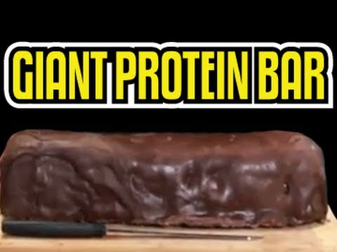 Epic Meal Time: The Ultimate Protein Bar