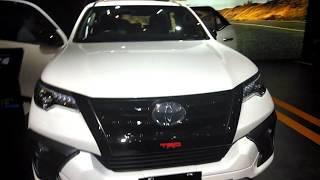Review Toyota All New Fortuner 2.4 VRZ 4X2 TRD Sportivo (GUN160) #reupload #IIMS2019 - Indonesia
