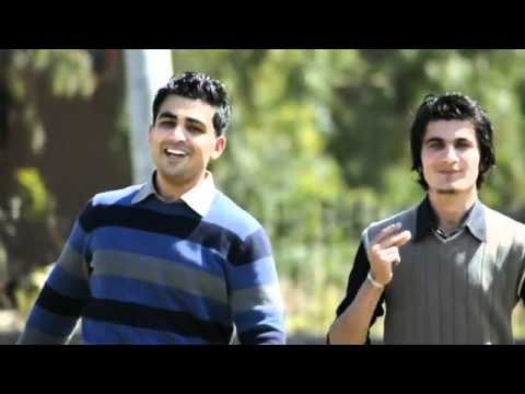Rasha Pa Naz Rasha - Ahmed Khan (ak) & Asif Official Music Video [hq].flv video