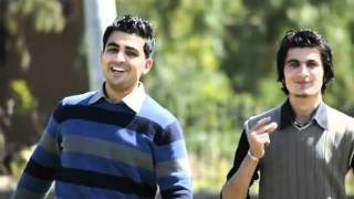 Rasha pa naz rasha - Ahmed Khan (AK) & Asif Official music video [HQ].flv
