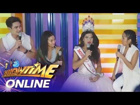It's Showtime Online: President Ganda on winning a spot in the semi-finals