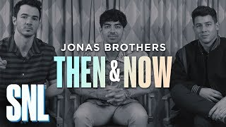 SNL Then & Now: Jonas Brothers