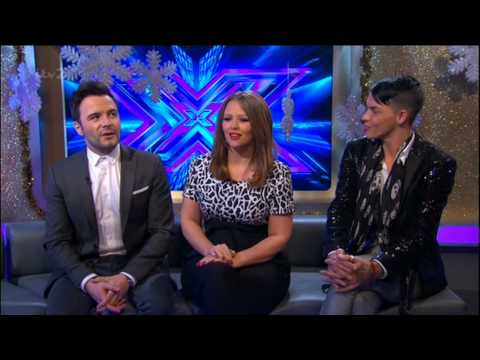 Kimberley Walsh - Xtra Factor - 13th October 2014