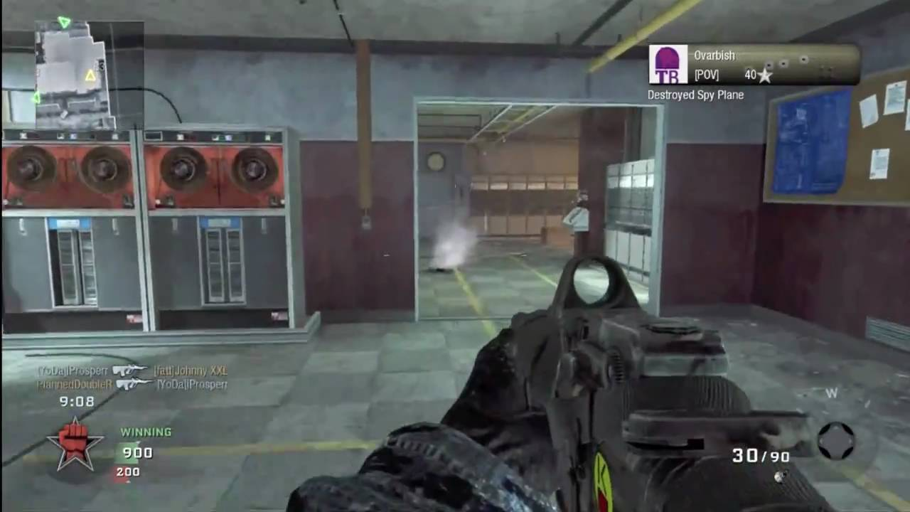 ... Gun Game 2.0 CHALLENGE (Call of Duty BO1 FLAWLESS Gameplay) - YouTube