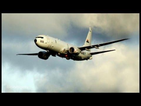 Malaysia Flight 370 Hunted by This Submarine-Jet