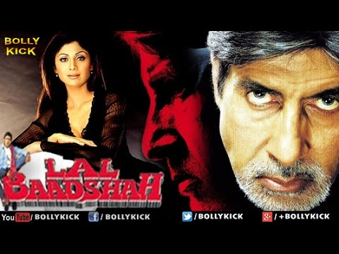 Lal Baadshah | Full Hindi Movies | Amitabh Bachchan | Shilpa Shetty