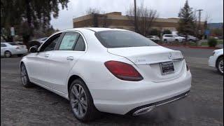 2019 Mercedes-Benz C-Class Pleasanton, Walnut Creek, Fremont, San Jose, Livermore, CA 19-1243