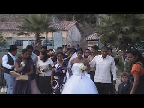 Boda en Santa Maria Tindu video 5 de 10