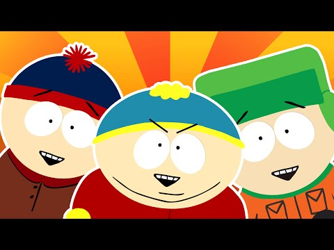 Yo Mama So Fat! South Park video