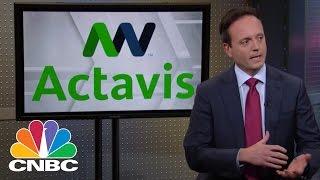 Actavis CEO on Allergan   Mad Money   CNBC
