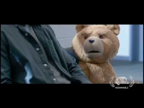 """Ted 2 """"Civil Rights"""":  Nominee Best Comedy GTA16 (2015)"""