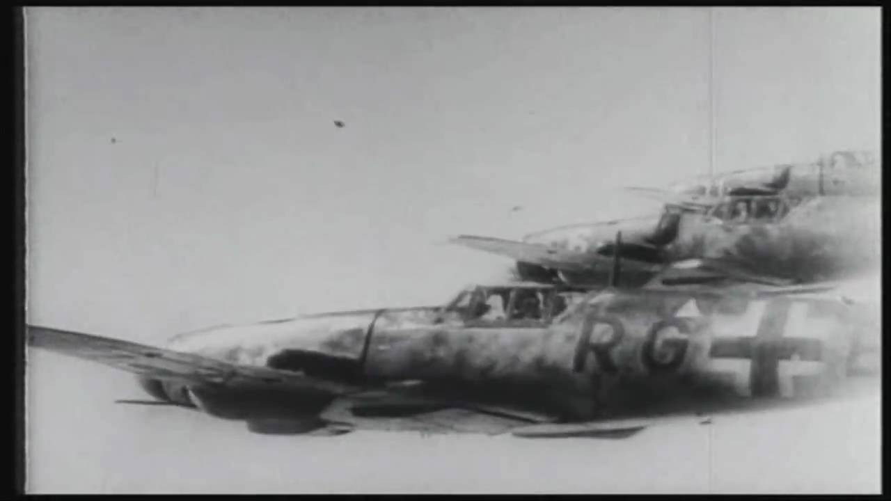 Wwii Aerial Combat And Guncamera Footage Youtube