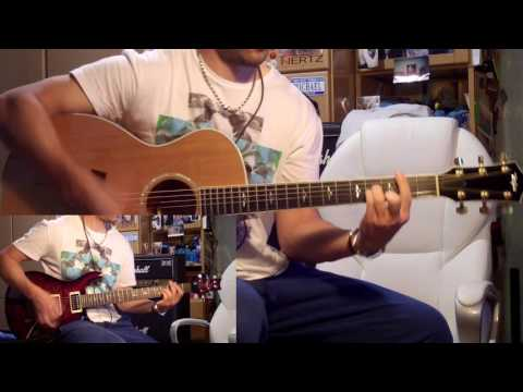Vasco - Come nelle favole guitar cover