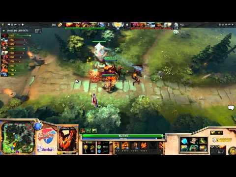 VG vs DG I League Season 3 game 1