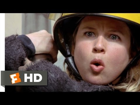 Bridget Jones's Diary (6/12) Movie CLIP - The Fireman's Pole (2001) HD Music Videos