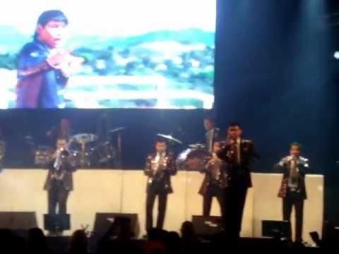 Banda El Recodo en Copainalá Chiapas 2012.