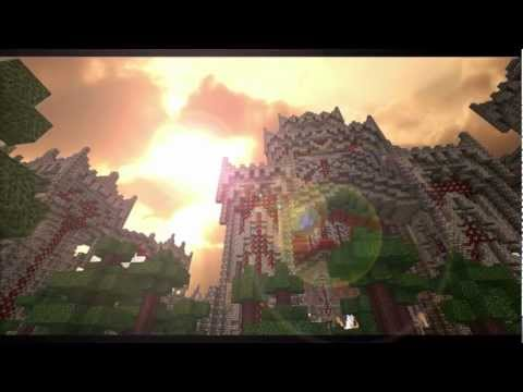 Minecraft Cinematic - Dwarven City of Consilium