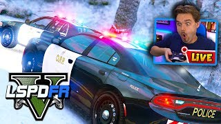 GTA 5 LSPDFR CANADA Ontario Provincial Police OPP | GTA 5 Realistic Police Mod Gameplay