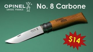 Must Have Icon the Opinel Carbon No8