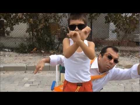 Turkish Psy Gangam Style video
